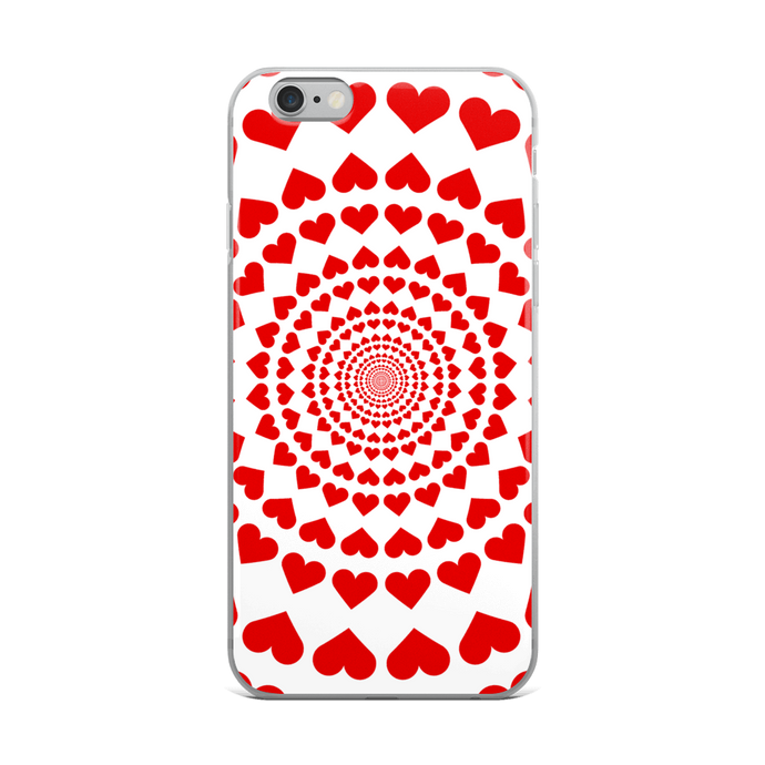 Heart iPhone Case - Cotonz Online Shopping