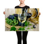 Wine Canvas - Cotonz Online Shopping