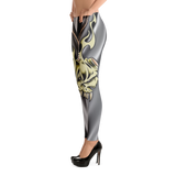 Rosamond Skull Leggings