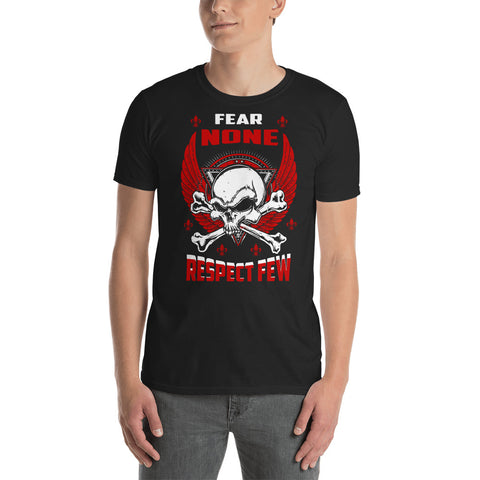 Fear None , Respect Few - Cotonz Online Shopping