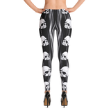 Luvenia Skull Leggings