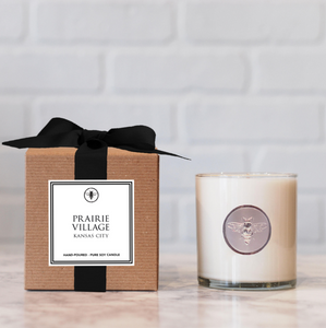 Prairie Village Candle