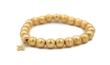 Mini Gold Bead Bracelet
