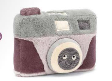 Wiggedy Camera by JellyCat