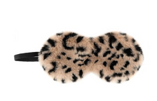 Faux Fur Sleep Mask
