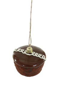 Hostess Cupcake Ornament