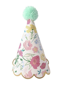 English Garden Party Hats S/8