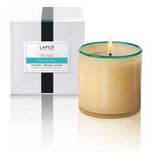 Lafco French Lilac Signature Candle