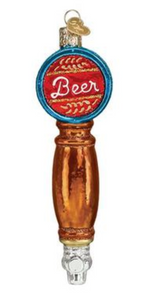 Beer Tap Ornament