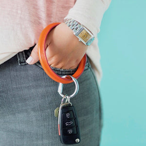 Signature Big-O Key Ring