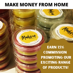 Make Money Promoting Madison Melts To Friends and Family