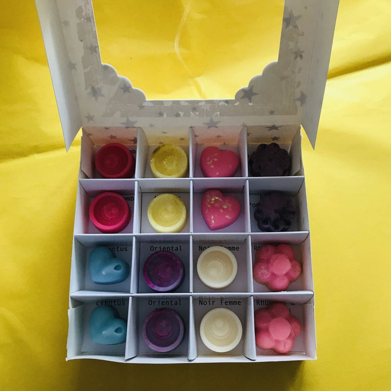 Selection Box Of Melts - Scented Soy Wax Melts | Wax Melt Warmers - MadisonMelts