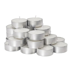 Pack of 10 Tea Lights, 4hr burn time, Madison Melts - MadisonMelts, Soy Wax Melts, Wax Warmers