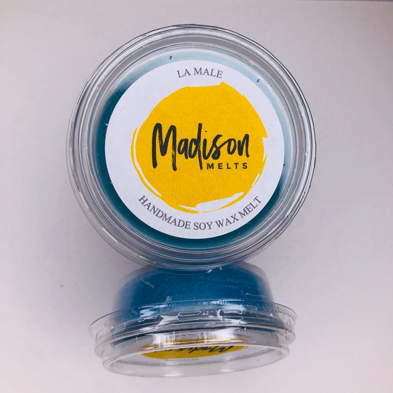 La Male Soy Wax Melt Pot