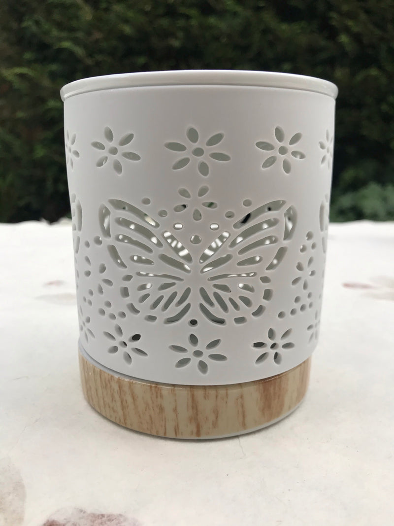 Butterfly Lace effect Wax Warmer