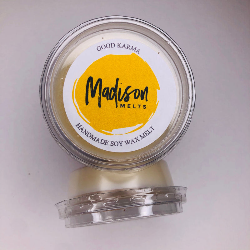 Good Karma Soy Wax Melt Pot