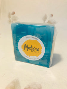 Blue Lagoon Fragranced Soap Slice