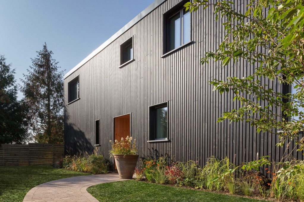 Gresford Architects use Partel products in certified Passive house
