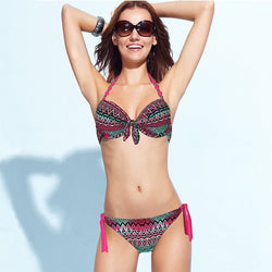 Embellished Beaded Bikini