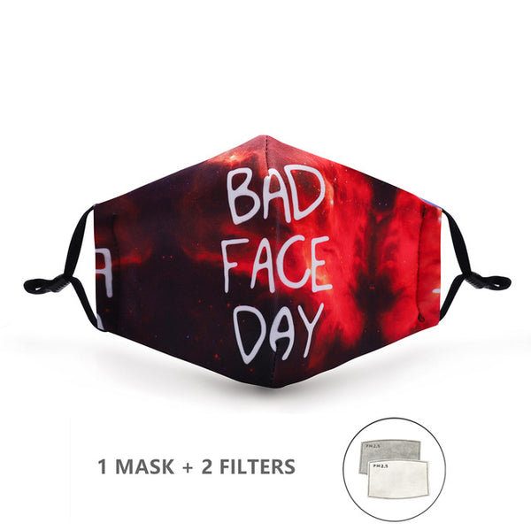 Fashion Reusable Protective Mask
