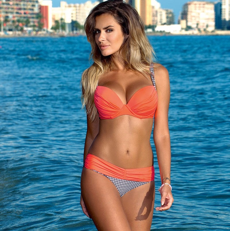 Hottie Push Up Bikini