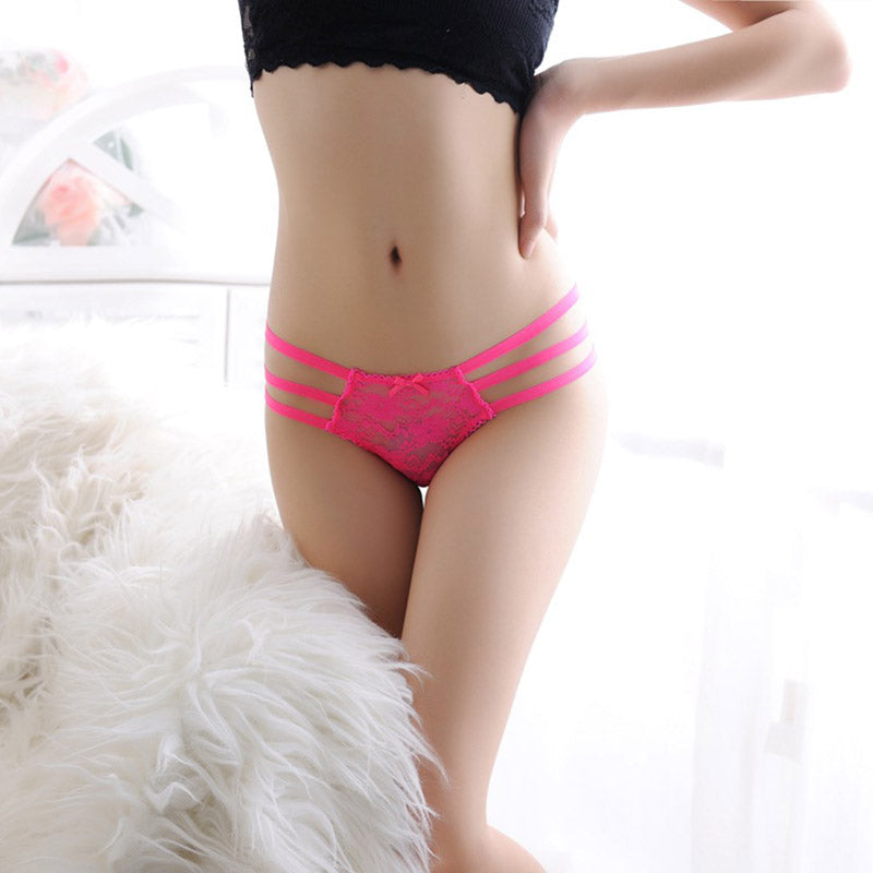 Chic Breathable G-String
