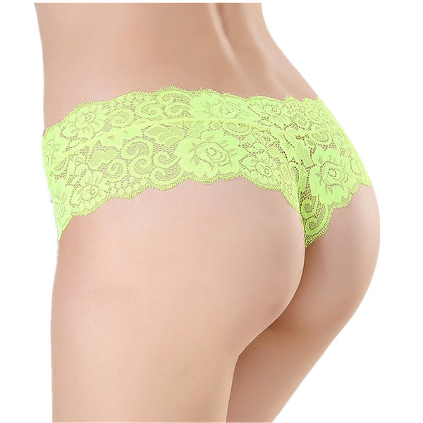 Wide Waist Thongs