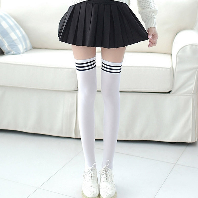 Sexy School Girl Stockings
