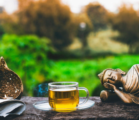 Top 5 Health benefits from drinking Black tea