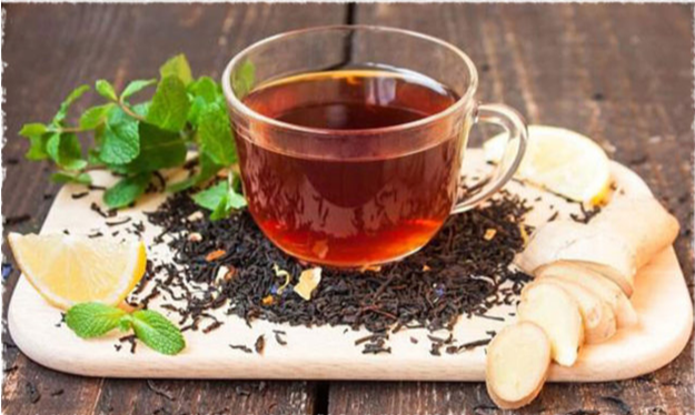 black Tea has several other health benefits?