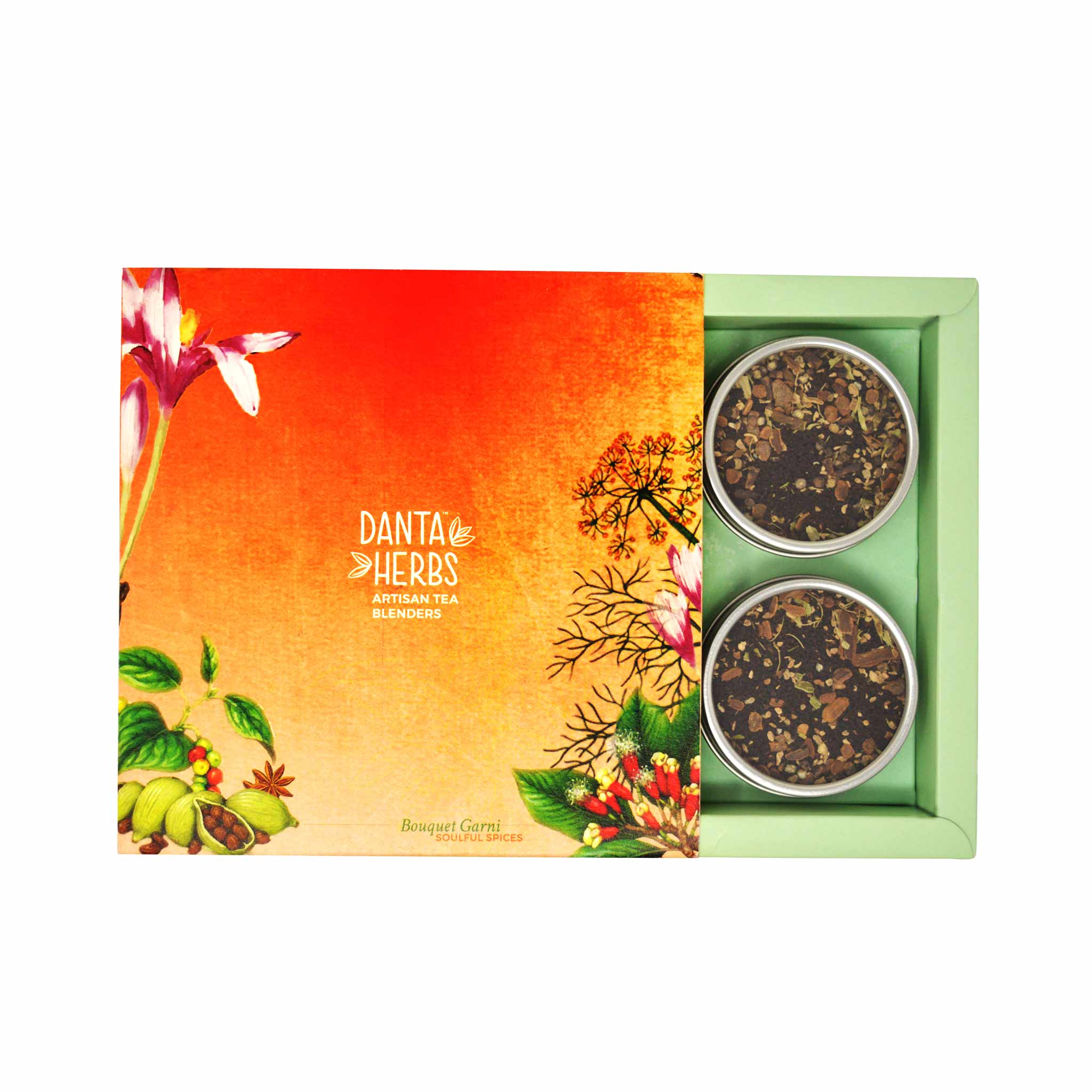 BOUQUET GARNI - Soulful Spices