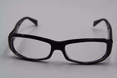 9fe50770b26 ... ALAIN MIKLI Eyeglasses AL1005 Black Plastic Optical Frames