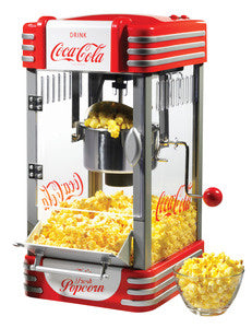 Nostalgia Electrics Kettle Popcorn Maker