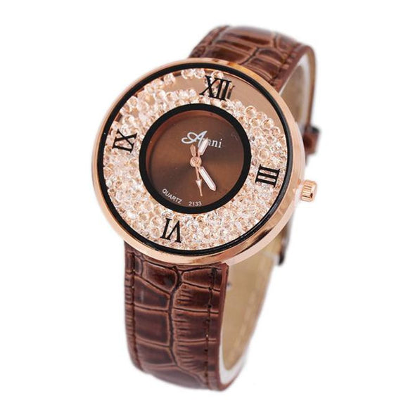 Women's Retro Quicksand Watch
