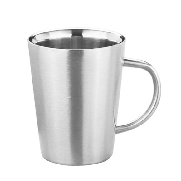High Quality 11.5oz. Stainless Steel Mug Coffee Beer Cup 304 Double Water Mug Traveling Outdoor Camping Sports Mugs For Home Bar