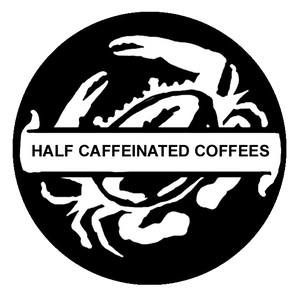 Half-Caffeinated Coffee