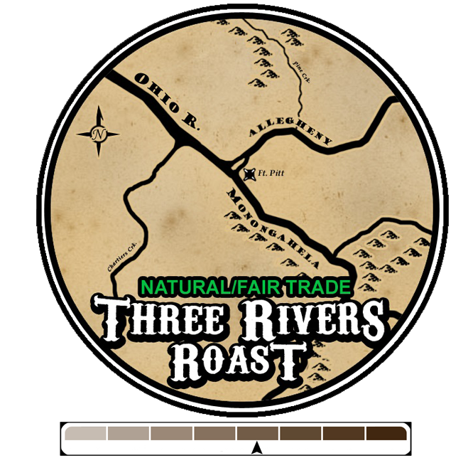 Three Rivers Roast, 1 lb (16 oz)