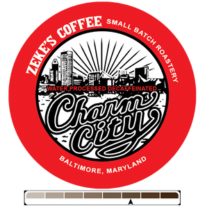 Decaffeinated Charm City Blend (Z-cups)