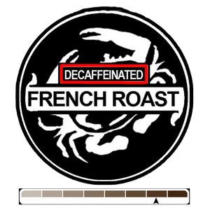 Decaffeinated French, 1 lb (16 oz)