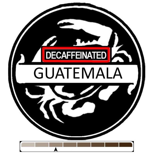 Decaffeinated Guatemala, 1 lb (16 oz)
