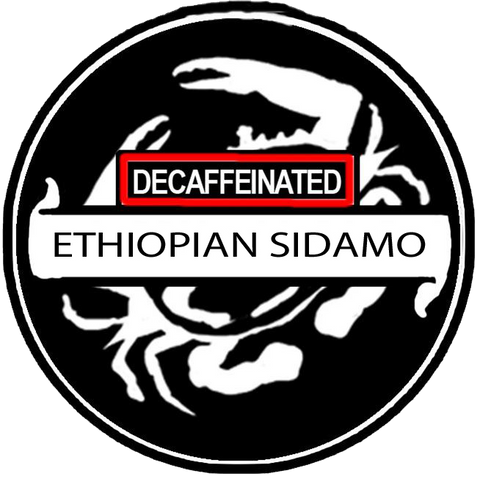 Decaffeinated Ethiopia, 1 lb (16 oz)