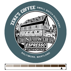 Gunpowder Espresso (Z-Cups)