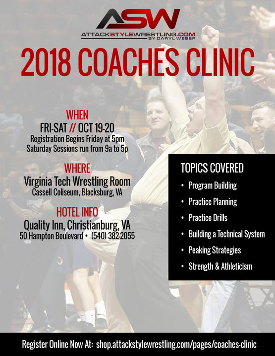 Coaches Clinic