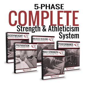 5 Phase Complete Strength & Athleticism System