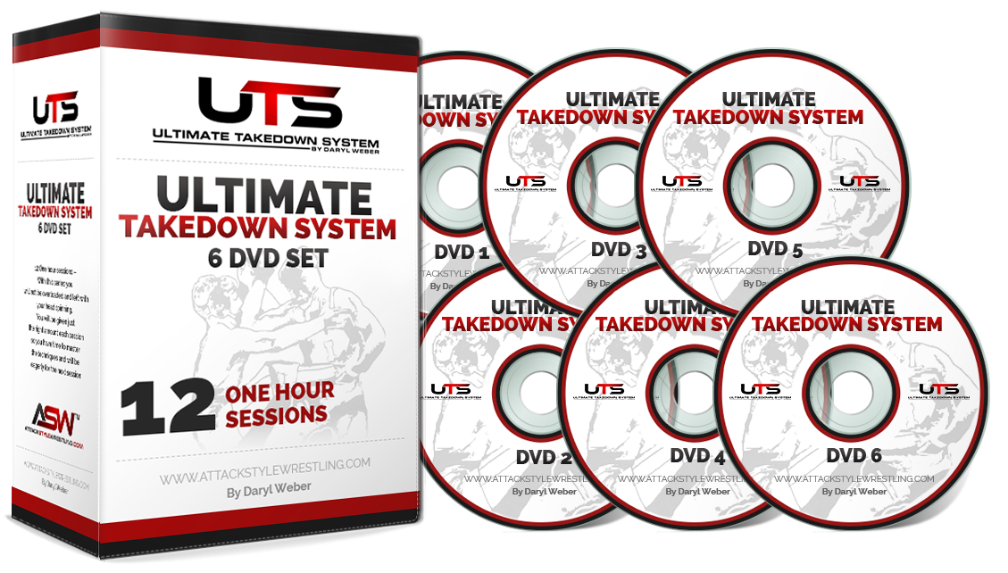 Ultimate 12 Week Takedown Series