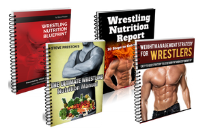 Ultimate Wrestling Nutrition Blueprint Bundle