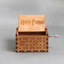 Harry Potter Wooden Music Box (60% OFF Today!)
