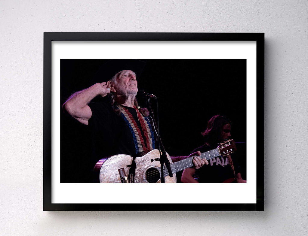 Willie Nelson - The Woods at Fontanel - Nashville, TN 2011