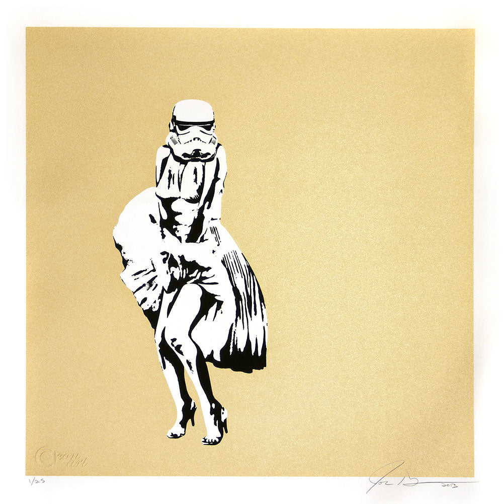 Marilyn Trooper - Gold