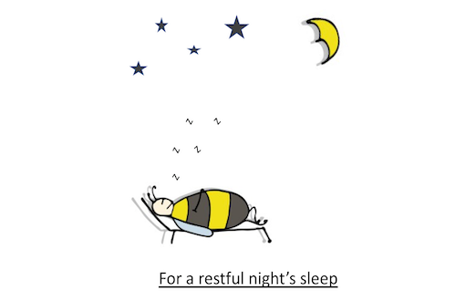 Raw Honey as a Sweet Remedy for a Restful Night's Sleep